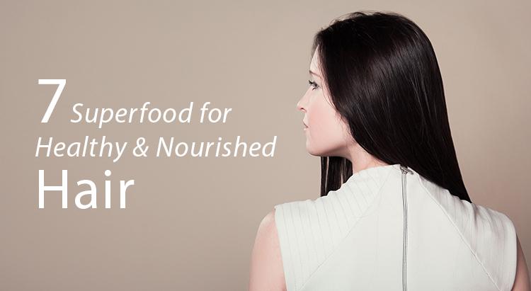 Food for Hair Growth