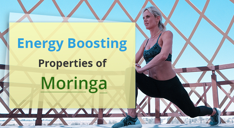 Energy Boosting Properties of Moringa Without the Use of Caffeine