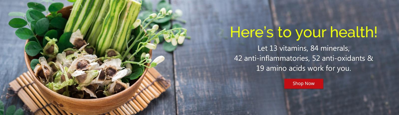Moringa Capsules Herbomix