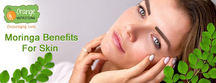 moringa benefits for skin