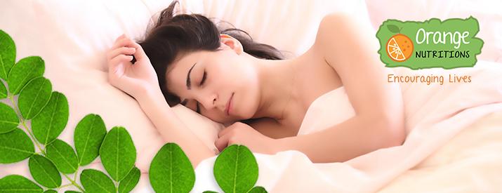 moringa for sleep